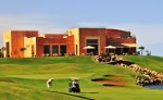 golf and clubhouse